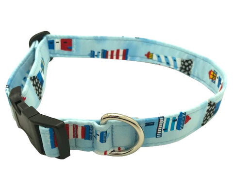 Elmo's Closet Safe Passage Dog Collar