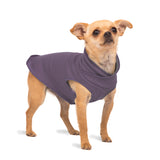 Santa Fe Natural Bamboo Pullover Dog Sweater - Vintage Violet