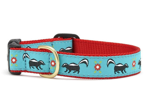 Up Country Skunky Dog Collar