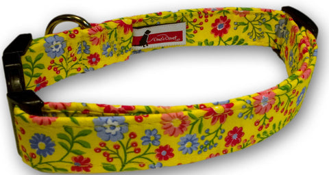 Elmo's Closet Trellis Dog Collar
