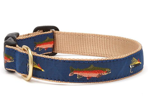 Up Country Trout Dog Collar