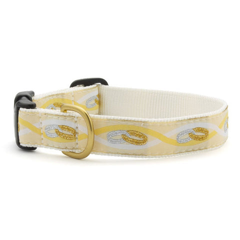 Up Country Eternity Wedding Dog Collar
