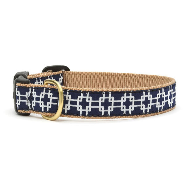 Up Country Gridlock Dog Collar