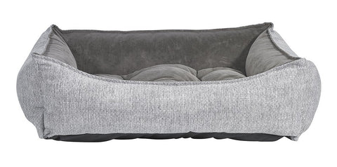 Bowsers Scoop Dog Bed - Allumina/Dusk (Microlinen)