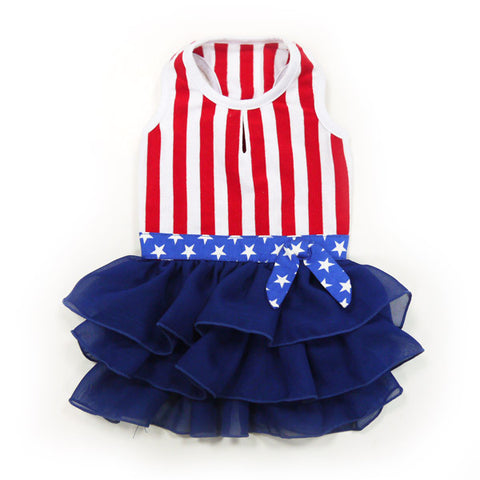 Dogo American Girl Dog Dress