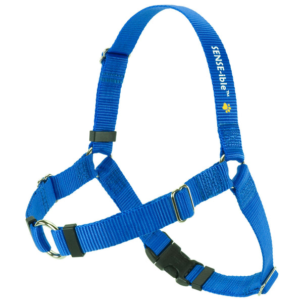 SENSE-ible No Pull Dog Harness - Blue