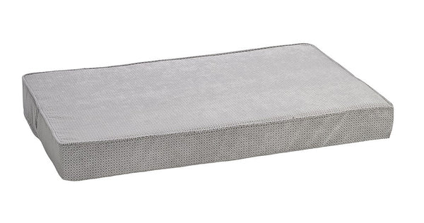 Bowsers Isotonic Memory Foam Mattress - Silver Treats