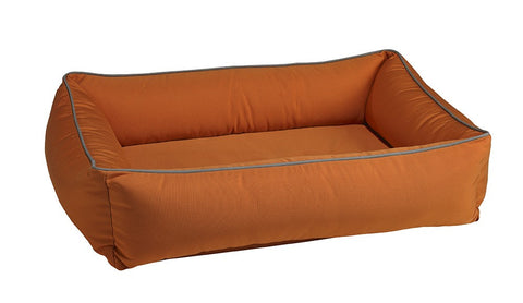 Bowsers Urban Lounger Dog Bed - Sunset