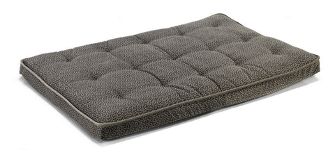 Bowsers Pewter Bones Luxury Crate Mattress