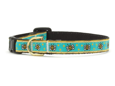 Up Country Bee Cat Collar