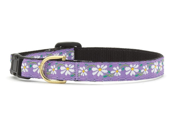 Up Country Daisy Cat Collar