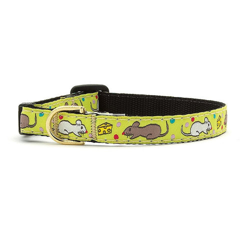 Up Country Say Cheese Cat Collar