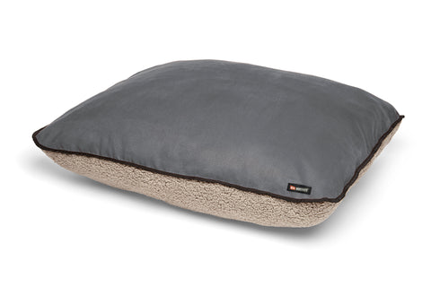 Big Shrimpy Bogo Dog Bed - Clay