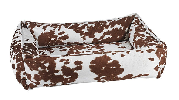 Bowsers Urban Lounger Dog Bed - Durango