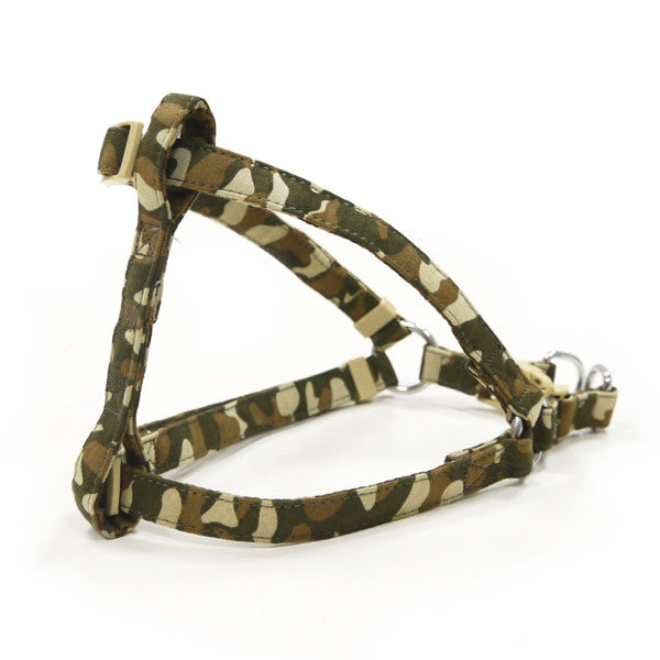 Dogo EasyCLICK Harness - Camouflage