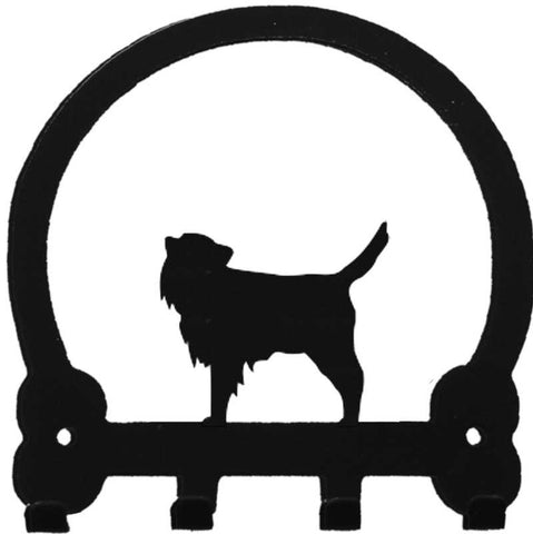 Sweeney Ridge Affenpinscher Key Rack
