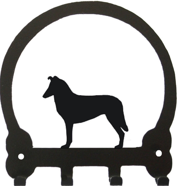 Sweeney Ridge Smooth Collie Key Rack