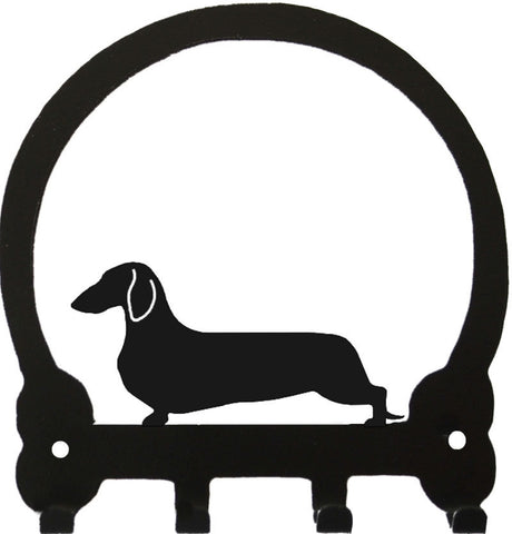 Sweeney Ridge Dachshund (Smooth) Key Rack