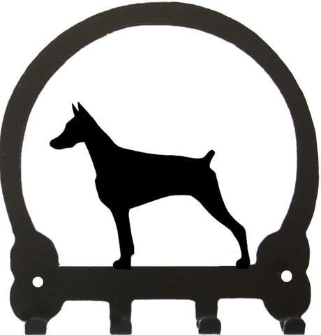 Sweeney Ridge Doberman Key Rack
