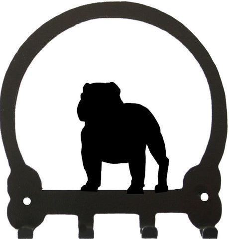 Sweeney Ridge English Bulldog Key Rack