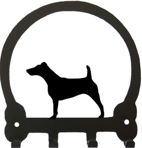 Sweeney Ridge Fox Terrier Key Rack