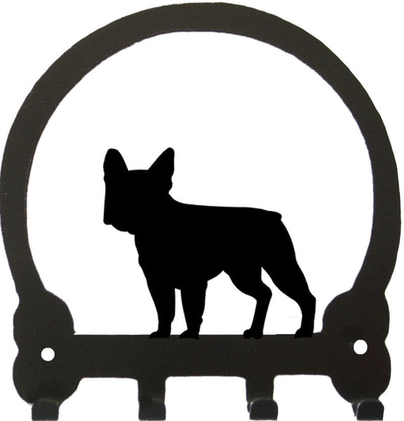 Sweeney Ridge French Bulldog Key Rack
