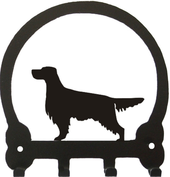Sweeney Ridge Gordon Setter Key Rack
