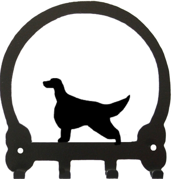 Sweeney Ridge Irish Setter Key Rack