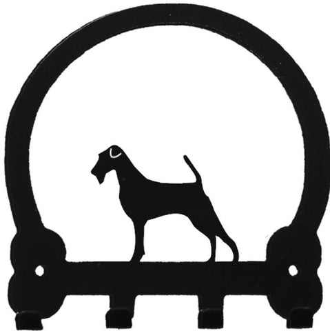 Sweeney Ridge Irish Terrier Key Rack