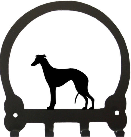 Sweeney Ridge Italian Greyhound Key Rack
