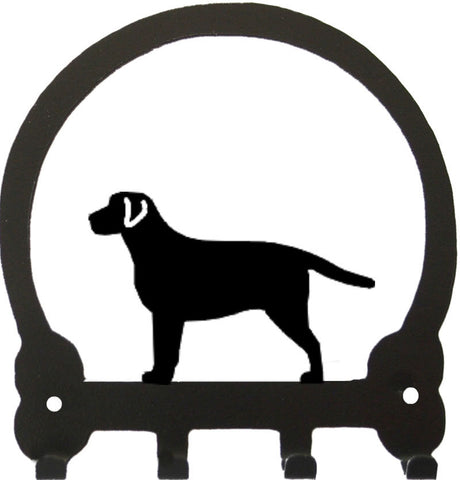 Sweeney Ridge Labrador Retriever Key Rack