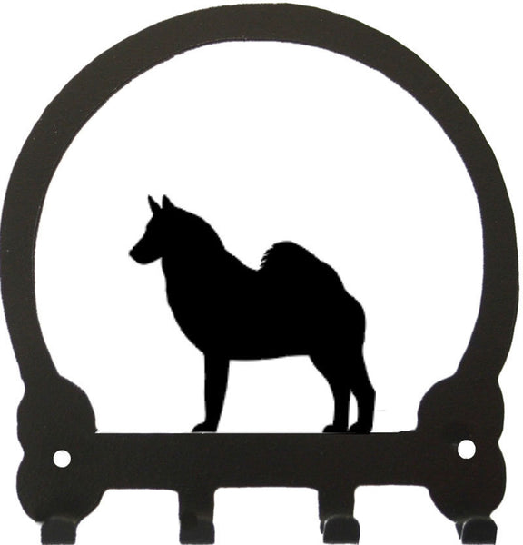 Sweeney Ridge Norwich Terrier Key Rack