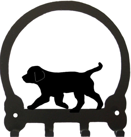 Sweeney Ridge Trotting Puppy Key Rack