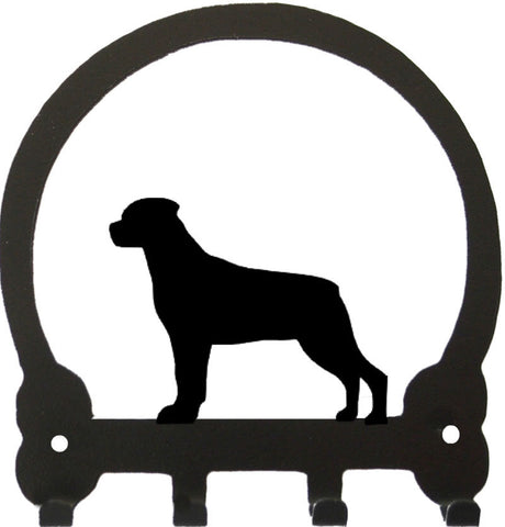Sweeney Ridge Rottweiler Key Rack