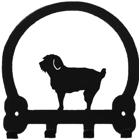 Sweeney Ridge Schnoodle Key Rack