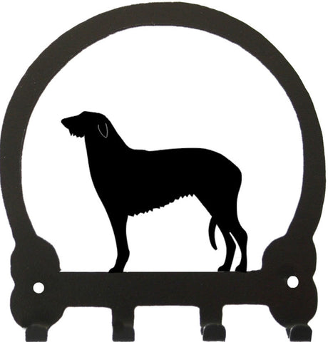 Sweeney Ridge Scottish Deerhound Key Rack