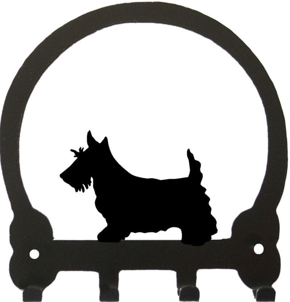 Sweeney Ridge Scottish Terrier Key Rack