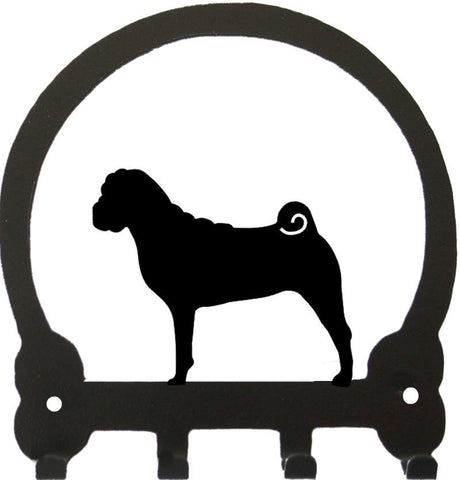 Sweeney Ridge Sharpei Key Rack