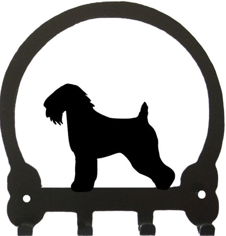Sweeney Ridge Soft Coated Wheaten Key Rack