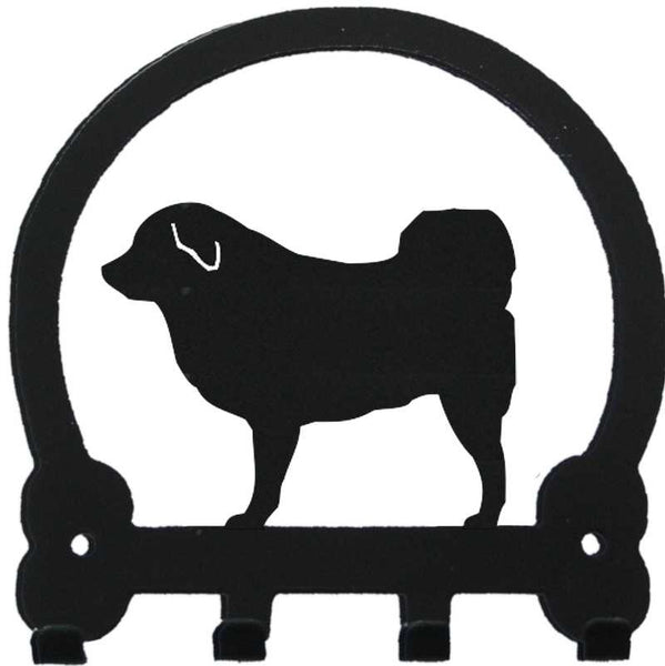 Sweeney Ridge Tibetan Mastiff Key Rack