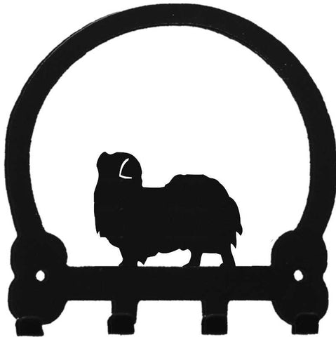 Sweeney Ridge Tibetan Spaniel Key Rack