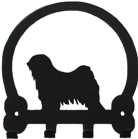 Sweeney Ridge Tibetan Terrier Key Rack