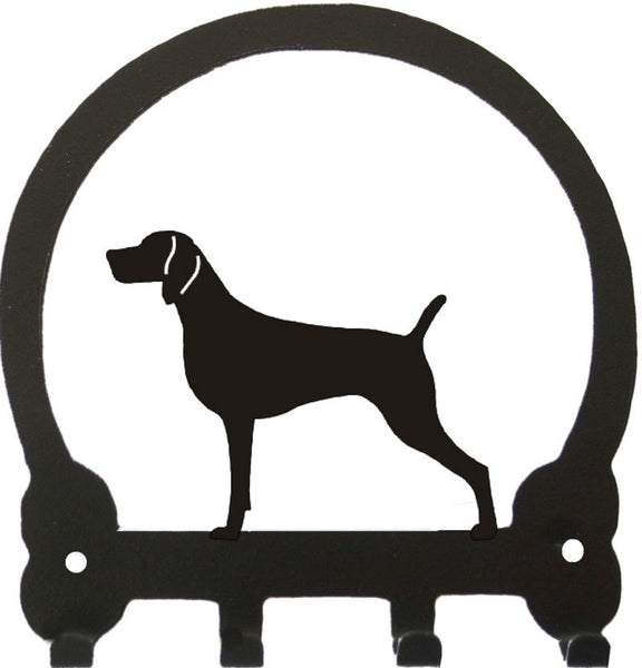 Sweeney Ridge Weimaraner Key Rack