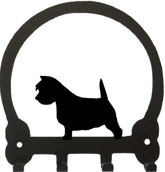 Sweeney Ridge West Highland White Terrier Key Rack
