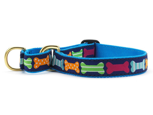 Up Country Big Bones Martingale Dog Collar