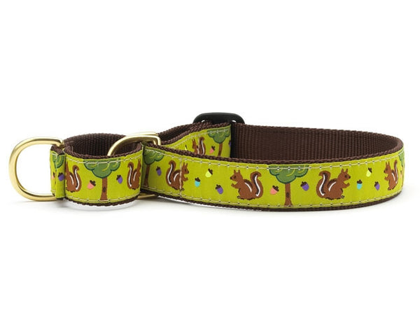 Up Country Nuts Martingale Dog Collar