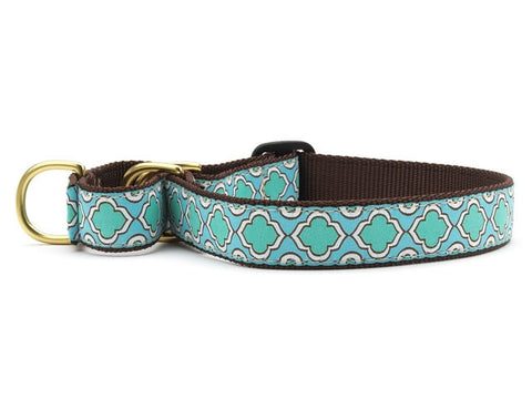 Up Country Seaglass Martingale Dog Collar