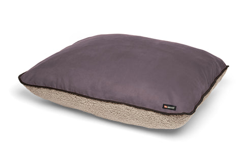 Big Shrimpy Bogo Dog Bed - Plum