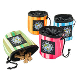 On The Go Snack Sack Dog Treat Bag