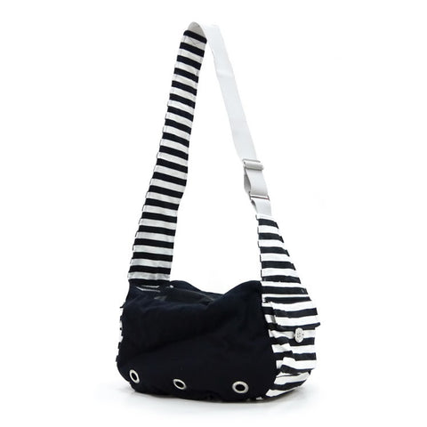 Dogo Soft Sling Dog Bag - Black
